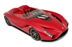 Japanese sports car Kode 57
