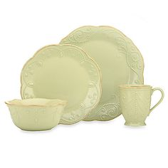 Lenox® French Perle Pistachio Dinnerware