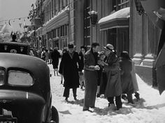 """capras inspiration for Bedford Falls was reportedly Seneca Falls a small town in New York, They have an annual """"Its a wonderful Life"""" festival there every December."""