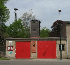 Freiwillige Feuerwehr in Putlitz-Nettelbeck in Brandenburg, Deutschland