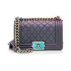 Chanel Boy Bag: Mermaid