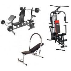 Complete thuis fitness en sport centrum 60 Kg, Stationary, Gym Equipment, Sports, Hs Sports, Workout Equipment, Sport