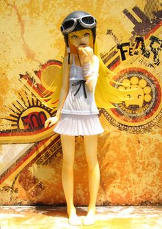 Bakemonogatari - Oshino Shinobu - 1/6 - Redjuice's art (GS Project)