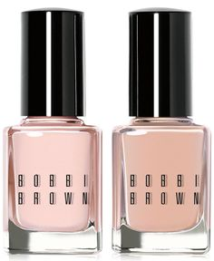 always in search of a good nude nail polish - Bobbi Brown Sandy Nudes Nail Polish