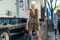 The Street Report: New York Fashion Week   - HarpersBAZAAR.com