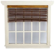 1930s Dolls House Home How To Make Venetian Blinds
