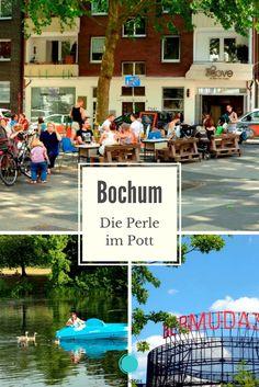 Bochum, die Perle im Pott. Wir waren in Bochum und zeigen dir, warum die Stadt gar nicht so grau und langweilig ist, wie viele denken,