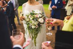 Anoushka G Elegance for an Iranian Bride and her English Country Garden Wedding. Photography by S6 Photography.
