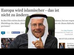 #Video [8:35] #Realsatire #Islamaufklärung Europa wird immer islamischer: Das ist nicht zu ändern! Radikaler Islam ist unaufhaltbar! — #Hagen_Grell (iprotest LIEBEvolle Revolution)
