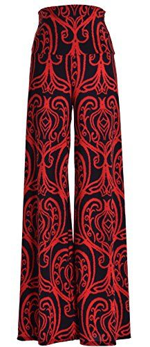 Designer Clothes, Shoes & Bags for Women Tribal Print Pattern, Aztec Tribal Patterns, Tribal Prints, Red Palazzo Pants, Printed Palazzo Pants, Harem Pants, Aztec Pants, Chevron Pants, Gaucho