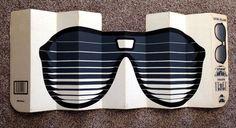 Vintage Retro Sunglasses Auto-Shade Sun Car Truck Visor Hollywood CA USA #AutoShade