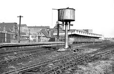 Disused Stations: Wigan Central Station Disused Stations, Steam Railway, Central Station, Train Station, Locomotive, North West, Cn Tower, England, Black And White