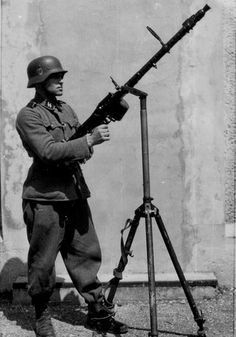 Anti-aircraft MG 34
