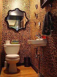 Leopard Print Picture for Bathroom. 20 Leopard Print Picture for Bathroom. Cheetah Bathroom Set – Beautiful Animal Print for Bathroom Decor, Print Wallpaper, Bathroom Decor, Zebra Print, Wallpaper Toilet, Bathroom Sets, Leopard Bathroom, Home Decor, Animal Print Bathroom