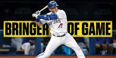 2015 AL MVP Josh Donaldson may only now be reaching his potential. Don't bet against Donaldson winning another MVP award. Josh Donaldson, American League, Toronto Blue Jays, Bring It On, Baseball Cards, Games, Reading, Sports, Major League
