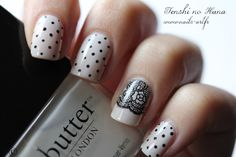 Lace & Polka Dots