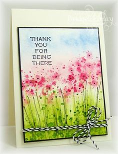LOVEFEST2014C Watercolor Meadow by bfinlay - Cards and Paper Crafts at Splitcoaststampers