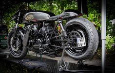 Custom motorcycles japanese