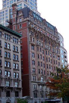 NYC - Upper West Side - Riverside Drive @ 72nd Street.