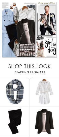 """""""Shein2"""" by barbarela11 ❤ liked on Polyvore featuring WithChic, Old Navy, RED Valentino, women's clothing, women's fashion, women, female, woman, misses and juniors"""