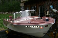 1959 Lake N Sea Speed Boat - All Original for Sale in Coventry, RI 02817 - iboats.com