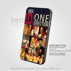 One Direction This Is Us for iPhone 4/4S/5 iPod 4/5 Galaxy S2/S3/S4 |BestCover on Luulla