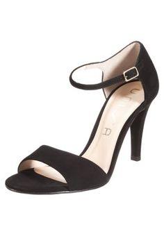 Anna Field Højhælede sandaletter Højhælede sandaler grey