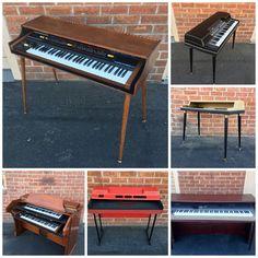 Piano Shells — Custom Vintage Keyboards