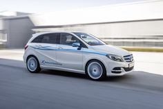 Expanding the B-Class portfolio: the all new B 200 Natural Gas Drive for low consumption and reduced CO2 emissions