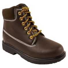 Boys' Deer Stags Mack 2 Water Proof Occupational Boots -