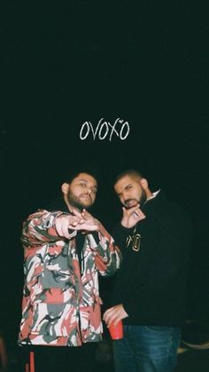 drake x the weeknd Ovo Wallpaper, The Weeknd Wallpaper Iphone, Iphone Background Wallpaper, Aesthetic Iphone Wallpaper, Aesthetic Wallpapers, Iphone 7 Plus Wallpaper, Music Wallpaper, Drake Wallpapers, Celebrity Wallpapers