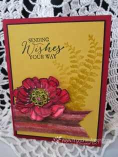 Stamp & Scrap with Frenchie: Sneak Peek Stampin'Up! Occastion catalog 2015 New Paper and Ribbon share