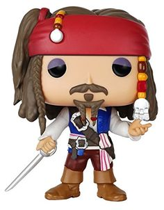 Your favorite characters have been given the POP treatment! Perfect for fans and collectors alike. Figures stands 3 3/4 inches and comes in a window display box. Check out the other POP figures from F...