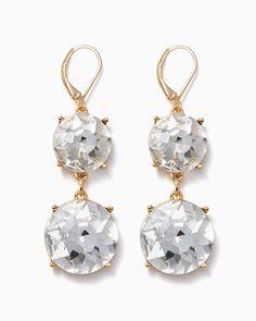 charming charlie   Bella Beautiful Drop Earrings   UPC: 410007243070 #charmingcharlie