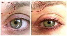 Comment faire repousser les sourcils naturellement en utilisant un seul ingrédients avec quelques astuces simples et efficaces