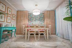 Projecto de homestyling e decoração deinteriores por Ana Antunes para o programa de televisão Querido Mudei a Casa.