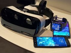 Samsung launches virtual reality headset for new Galaxy Note 4