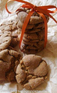 Molasses Spice Cookies 1