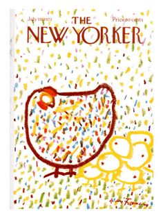 The New Yorker Cover - July 10, 1971