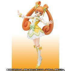 Cure Rosetta  - Doki Doki! Precure - S.H.Figuarts キュアロゼッタ