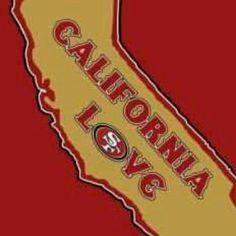Nation🏈 SF Niners San Francisco Niners for Life! Sf Niners, Forty Niners, Niners Girl, Nfl 49ers, 49ers Fans, San Francisco Football, San Francisco Giants, 49ers Images, 49ers Kaepernick