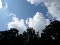 Sky, clouds, Céu, Nuvens
