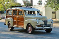 Ford 1941 Woody Wagon