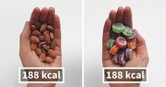 Fitness Blogger Shares Food Comparisons To Change The Way You Think About Food – Do You Agree With Her? | Bored Panda