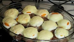 Kotlety mielone Zagłoba Nutella, Muffin, Eggs, Pudding, Breakfast, Desserts, Food, Morning Coffee, Tailgate Desserts