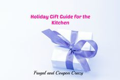 Holiday Gift Guide for the Chef in the Family