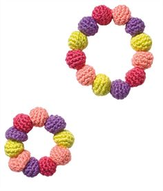 Crochet Patterns: Bracelet Crochet Pattern