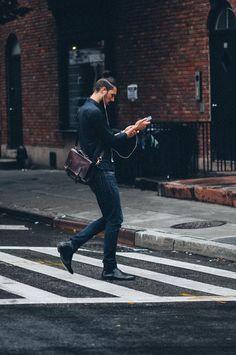 Street Style - NY fashion week