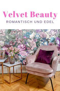 Die 16 Besten Bilder Von Velvet Beauty Wohnzimmer Samt Und Edel