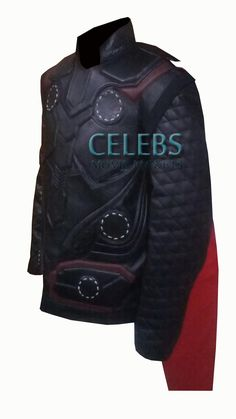 e4e9f559217 Avengers Infinity War Thor Chris Hemsworth Leather Vest   avengersinfinitywar  chrishemsworth  vest  outfit